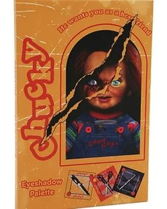 LAST 1! CHUCKY EYESHADOW PALETTE CHILDS PLAY